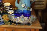 The Blue Goblets