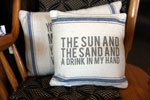 The Sund and the Sand...